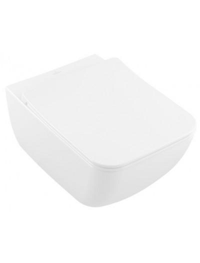 Сиденье с крышкой для унитаза SlimSeat LINE (Sandwich)
