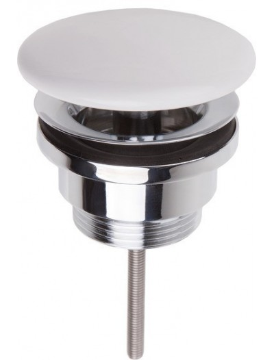 Незапираемый донный клапан с решеткой